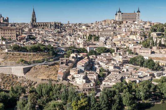 Rutas para conocer Toledo por el día