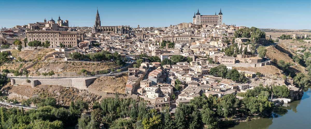 Rutas diurnas Toledo