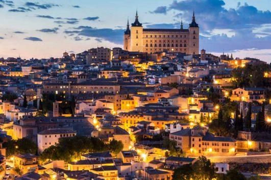 Rutas Nocturnas por Toledo