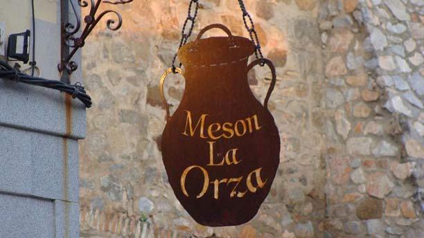 Mesón La Orza Toledo