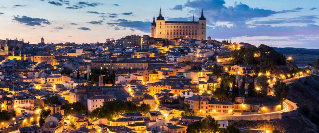 Rutas nocturnas Toledo